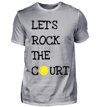 Tennis Love Ball Shirt Gift Tennis Coach