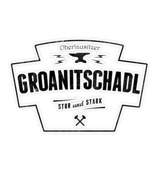 Groanitschadl - Oberlausitz Aufkleber