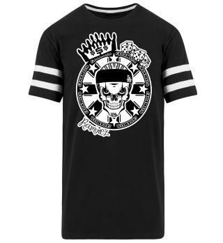 Herren Kurzarm T-Shirt Caramelo BW Ramirez