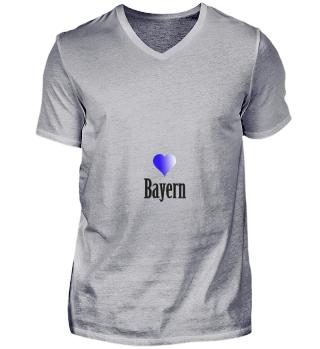 I love Bavaria. My heart beats Bavarian!