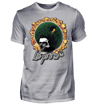 Herren Kurzarm T-Shirt Let's Get It On Ramirez
