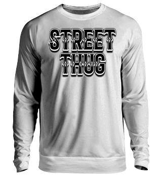 Herren Langarm Shirt Street Thug Ramirez