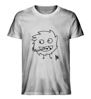 Dude - Organic men t-shirt