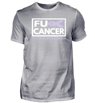 Fck Cancer Shirt testicular cancer