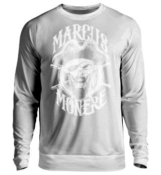 Marcus Monere Logo Sweatshirt