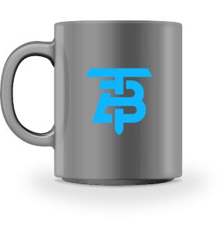 bTitans Logo Cup Blue