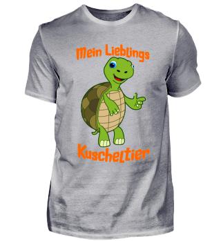 Baby Schildkröte Lieblings Kuscheltier