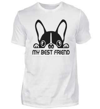 My best Friend / Hundeshirt