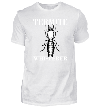 Creative Termite Tee Shirt For Men And W