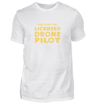 FAA 107 Drone UAV Pilot