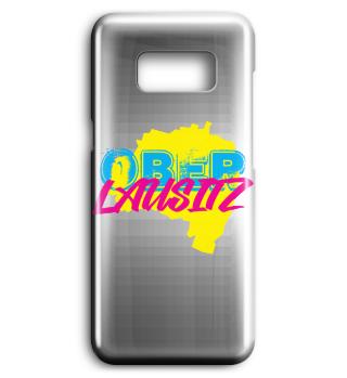 OBERLAUSITZ 80er Design - Handyhüllen