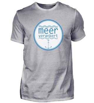meerverankert Herren T-Shirt