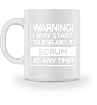 Scrum - Warning! Talking About Scrum Cup