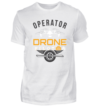 Operator Drone Pilot Established 2018