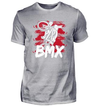 Extremsport BMX Rennen