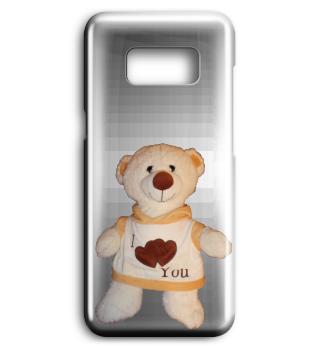 Smartphone-Hülle Samsung Teddy