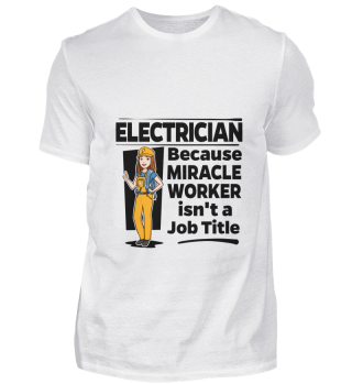 D001-0530B Female Electrician Elektriker