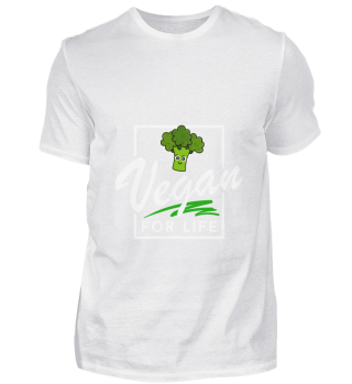 D001-0695A Vegetarier Vegan - Vegan for