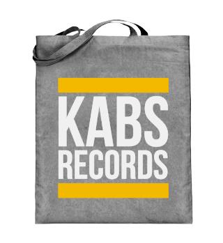 KABS RECORDS - Represent Jutebeutel