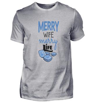 Wife Wife Wife T-Schirt
