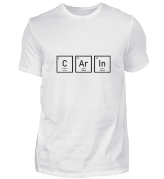 Carin - Periodic Table