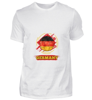 D003-0012 Country Flag Germany / Deutsch