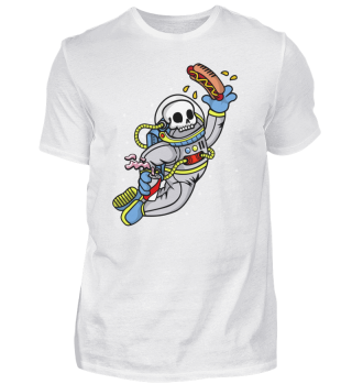 ☛ Astronout Skull #20.1