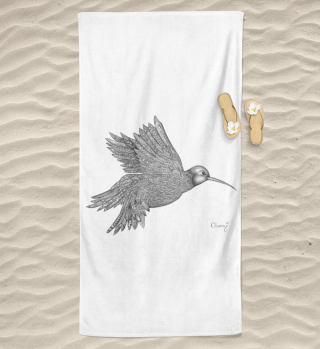 BIRD TOWEL