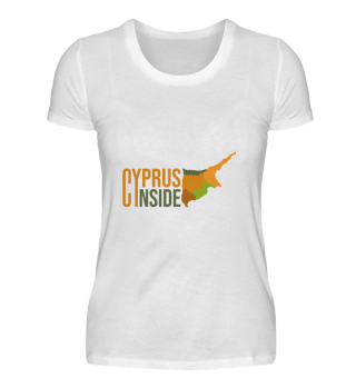 CYPRUS INSIDE shirt woman
