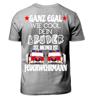 Feuerwehr Kinder - Bruder Feuerwehrmann