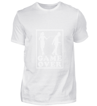 Game Over Wedding Bachelorparty Gift