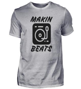 Hip Hop Rap Music Producing Gift Beats