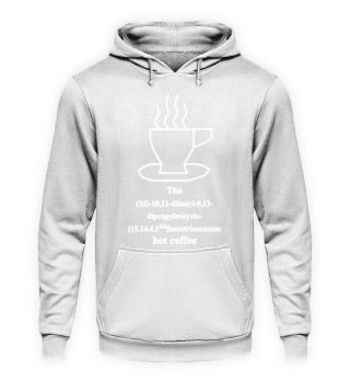hot coffee - IUPAC - w - III