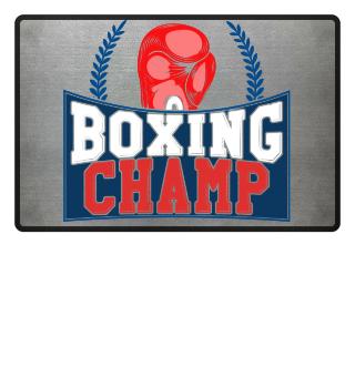 Boxen Champion Boxer