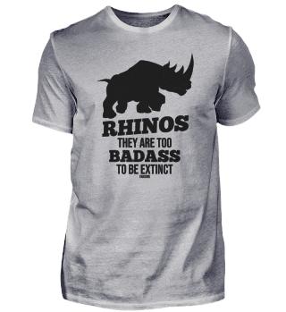 extinct rhinoceros threatened Ivory