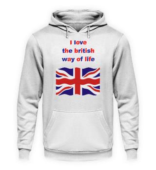 love britsh way, uk, großbritannien