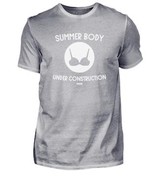 Summer Body Diet Sport Funny Fitness