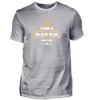 I bin a Bayer - Host mi?