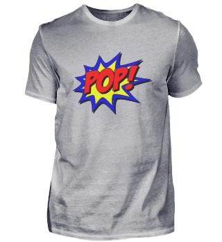 Superhero Pop
