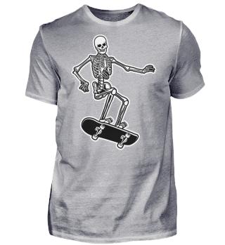 ☛ Skull Skateboard #20.1