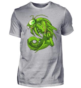 Scifi Mantis Monster