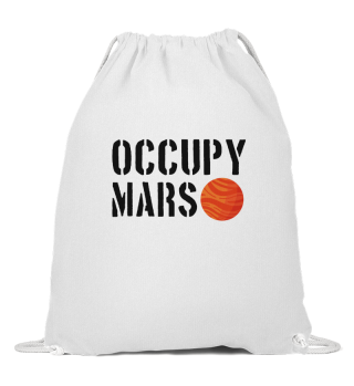ASTRONOMY / FUNNY STATEMENT: occupy Mars