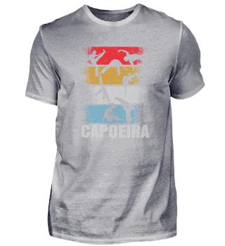 Capoeira Martial Arts Retro