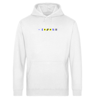 To Sail Is To Live Hoodie
