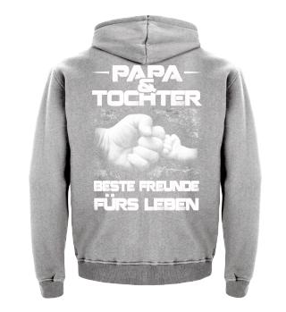 (FÜR KINDER) PAPA - TOCHTER FAMILIE T-SHIRT