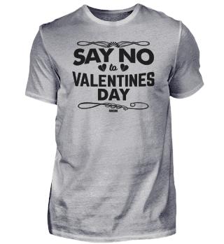 Heart broken love Valentine's Day hatred
