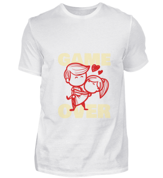 Game Over now marriage is the order of t
