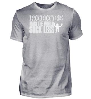 Robotics Joke Saying Engineer Technology