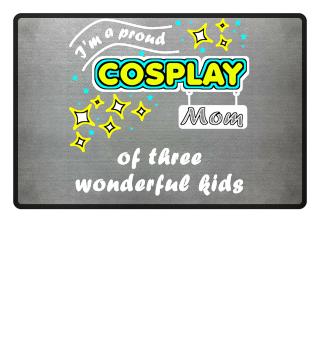 Cosplay Mom Of Wonderful Kids I Anime