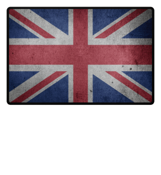 United Kingdom Union Jack Flag Grunge 2c